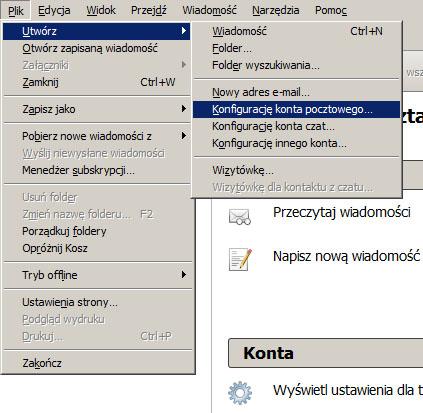 c2540a7e256762 Jak dodać konto pocztowe w Thunderbird? (POP3) | Blog o reklamie i ...